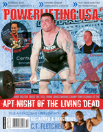 POWERLIFTING USA DECEMBER 2010 ISSUE