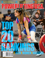 POWERLIFTING USA JUNE 2010 ISSUE
