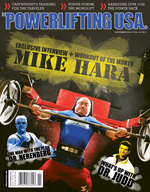 POWERLIFTING USA NOVEMBER 2010 ISSUE