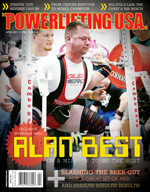 POWERLIFTING USA APRIL 2011 ISSUE