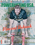 POWERLIFTING USA DECEMBER 2011 ISSUE