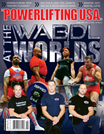 POWERLIFTING USA FEBRUARY 2011 ISSUE