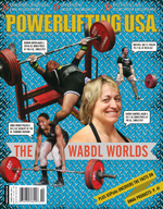 POWERLIFTING USA JAN/FEB 2012 ISSUE