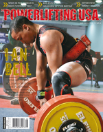 POWERLIFTING USA MAY 2012 ISSUE